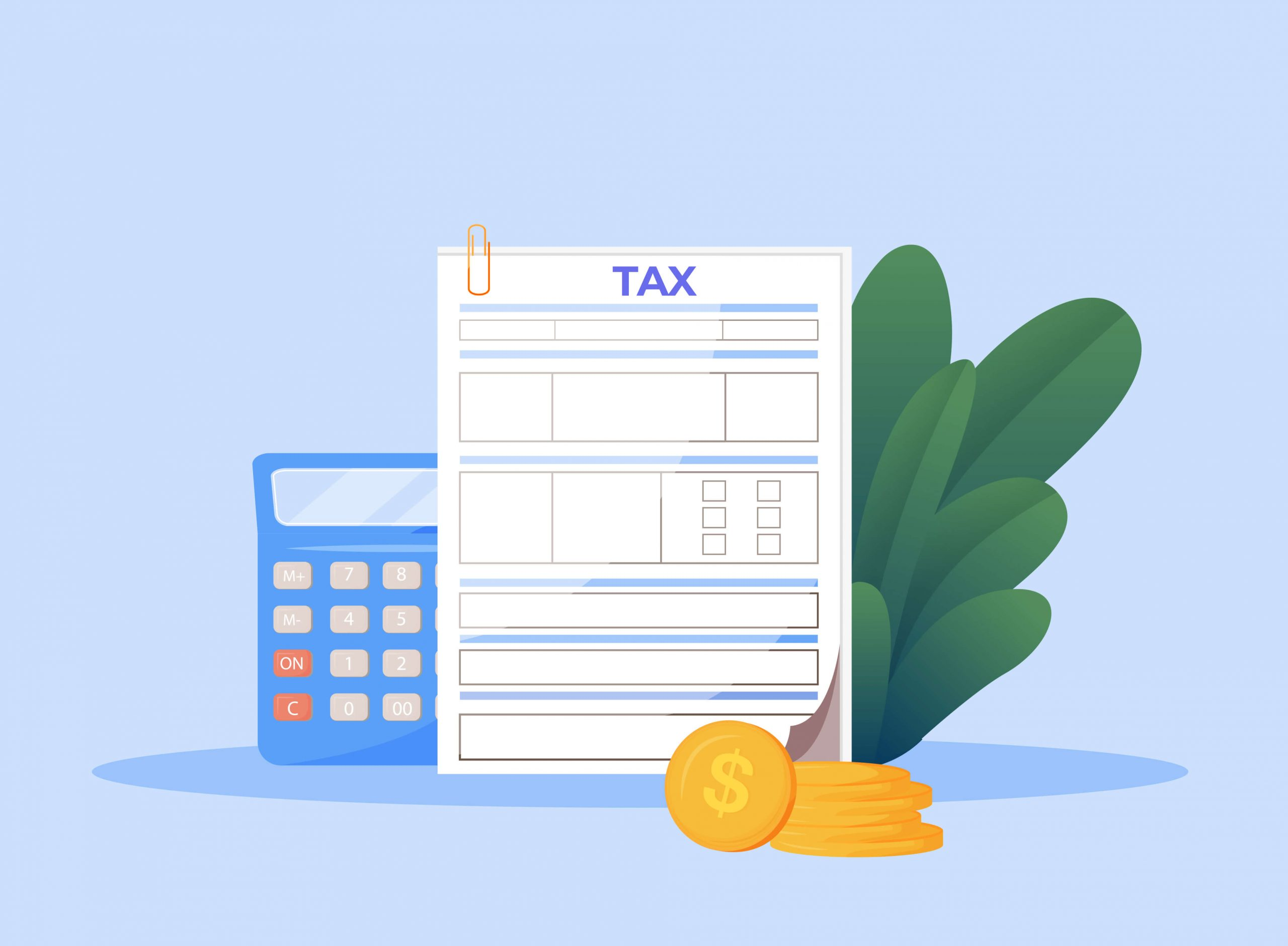 Tax Filings and Forms